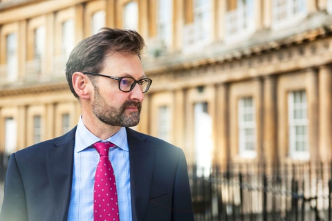 Mowbray Woodwards' David Whitworth Ranked Top Private Wealth Lawyer in Bath